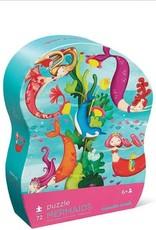 Crocodile Creek Mermaid puzzle