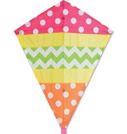 Premier Kites Cheerful diamond Kite 25''