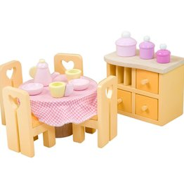 Le Toy Van Dining room Sugar Plum Le Toy Van