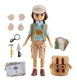 Arklu Lottie Fossil Hunter