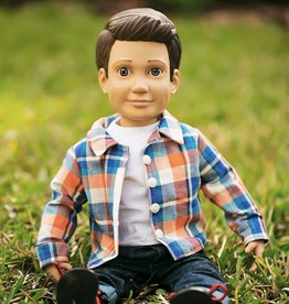 Boy Story Action doll Mason (18 in)-Pre-Order for a October 2016 Delivery