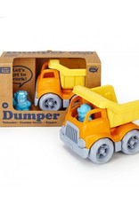 Green Toys Dumper-Construction truck