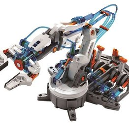 Science Hydraulic Robot Arm DIY Science Kit