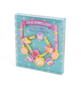 Le Toy Van Jolie Jewellery (Wooden Necklace and Bracelet)