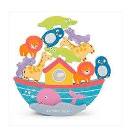 Le Toy Van Noah'sbalancing ark