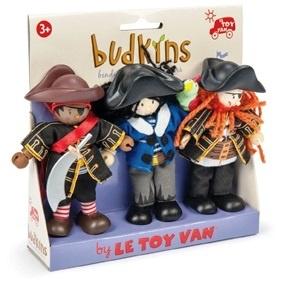 Budkins Pirates Budkins Set