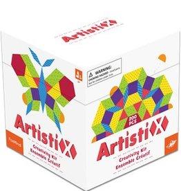 Foxmind Artistix Wooden Shapes (200 pcs)