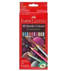 Faber-Castell !2 Metallic Colors Ecopencils