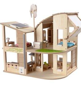 Plantoys Maison de poupée écologique