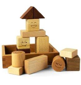 Soopsori Exotic wooden blocs