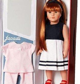 Kathe Kruse Valentine French doll