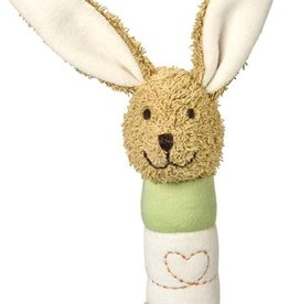Kathe Kruse Bunny Grabbing Toy