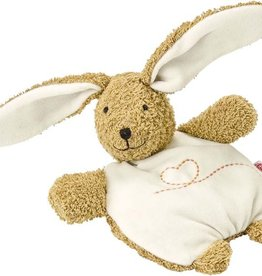Kathe Kruse Bunny Rye-and-Spelt Pillow