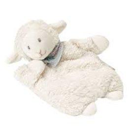 Kathe Kruse Lamb Rye-and-Spelt Pillow