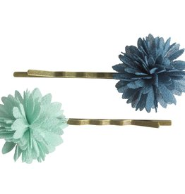 Maileg Turquoise bobby pins