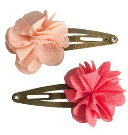 Maileg Pink hair clips