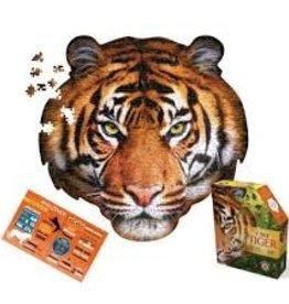 Casse-tête / Puzzle I am a Tiger Puzzle (1000 pcs) with info booklet