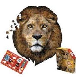 Casse-tête / Puzzle I am a Lion Puzzle with info booklet (550 pcs)