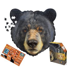 Casse-tête / Puzzle I am a Bear Puzzle (500 pcs) with info booklet