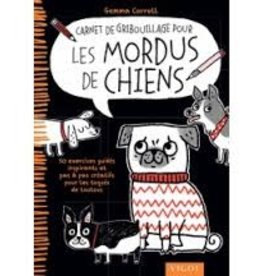 Livre Doodle Book for the Dog Lovers (French)