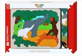 Hape Puzzle de bois