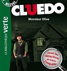 Livre Cluedo Monsieur Olive (French book Grade 2 level)
