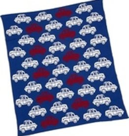 Merben Baby Blanket with Cars Merben