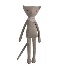 Maileg Cat with scarf