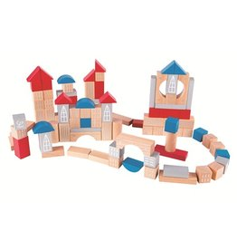 Hape Metropolitan blocks