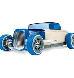 Automoblox Mini Hot Rod Blue Automoblox