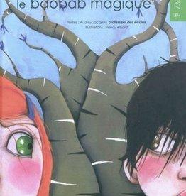 Livre Malo et le baobab magique