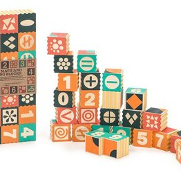 Uncle Goose Math and Patterning Blocks