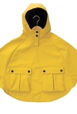 Armor Lux Yellow Rain Cape Size 2 years