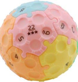 Bagnoles & bobinette Sudoku Ball - Intermediate 17