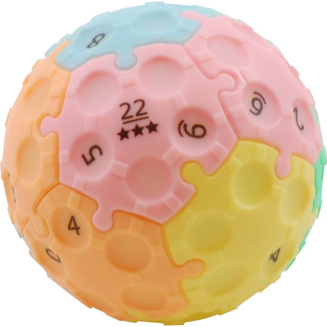Bagnoles & bobinette Sudoku ball - Advance 23