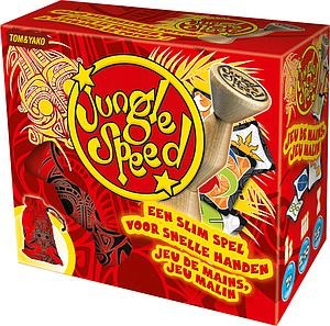Foxmind Jungle Speed (bilingual) Asmodee