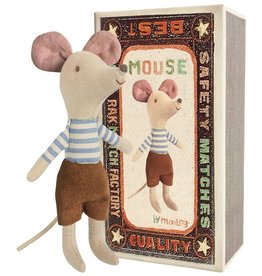 Maileg Big Brother Mouse in a Box