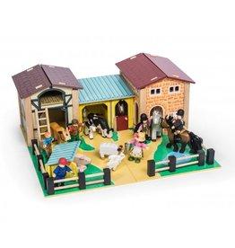 Le Toy Van La grande ferme <br /> Le Toy Van