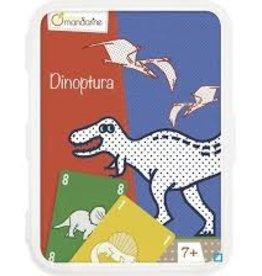 Avenue Mandarine Jeux de cartes Dinoptura <br /> Avenue Mandarine