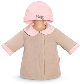 Corolle Winter coat and hat