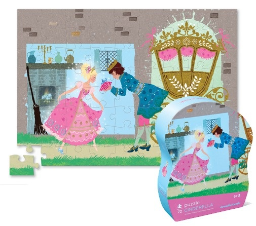 Crocodile Creek Cinderella puzzle
