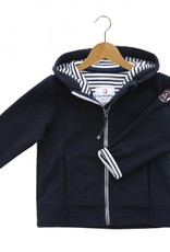 Armor Lux Fleece Jacket Size 8 years