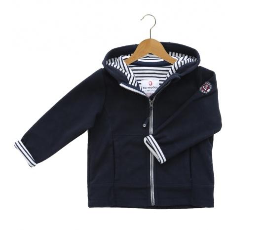 Armor Lux Fleece Jacket Size 10 years