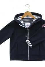 Armor Lux Fleece Jacket Size 12 years