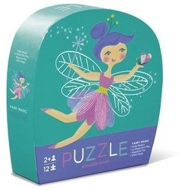 Crocodile Creek Mini Puzzle Fairy Magic