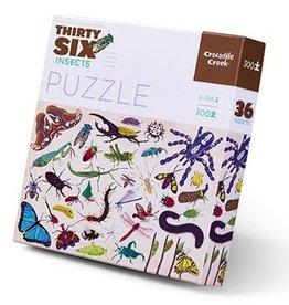 Crocodile Creek Puzzle 36 Insects 300 pcs
