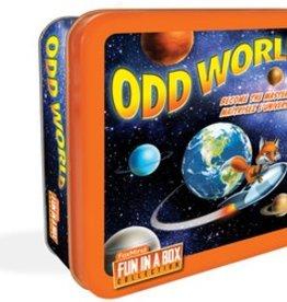 Foxmind Odd World bilingue<br /> Foxmind