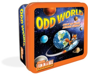 Foxmind Odd World bilingue