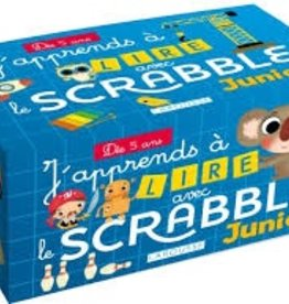 Livre J'apprends à lire avec scrabble (Game in French)