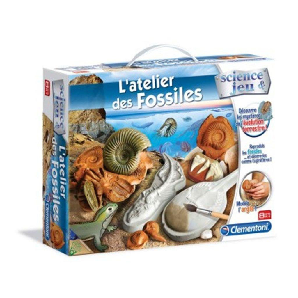 Clementoni Fossils Making Kit (FR)
